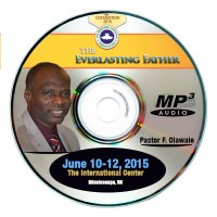 Pastor Femi Olawale <br>– The Father's Heart <br>(June 12, 2015)