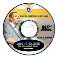 Pastor E. A. Adeboye <br>– The Father's Blessing (June 11, 2015)