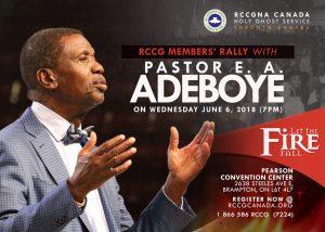 Members Rally @ Pearson Convention Center | Brampton | Ontario | Canada
